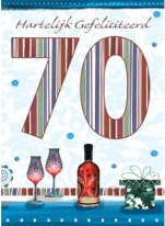 Verjaardagswensen 70 jaar