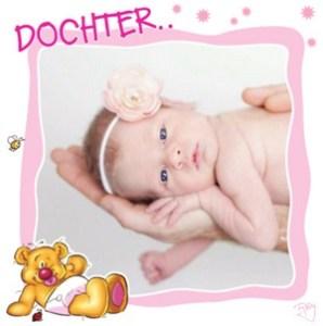 Felicitatie dochter