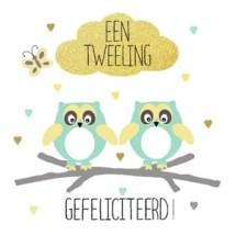 Gefeliciteerd tweeling