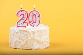 20 jaar