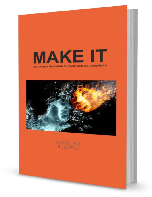 MAKE IT Das Network Buch für Macher