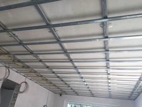 Verlaagd Plafond Montage