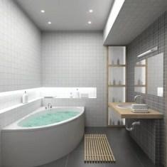 Badkamer Verlaagd Plafond