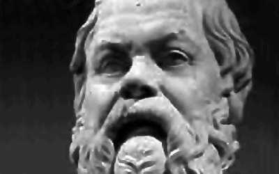 Autorencoaching: Sokrates als Leitbild. Oder: Hebammenkunst für Autor/innen