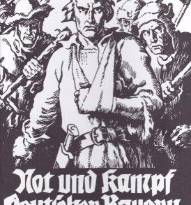 Karl Itzinger: Not und Kampf deutscher Bauern (Bauernkriege)