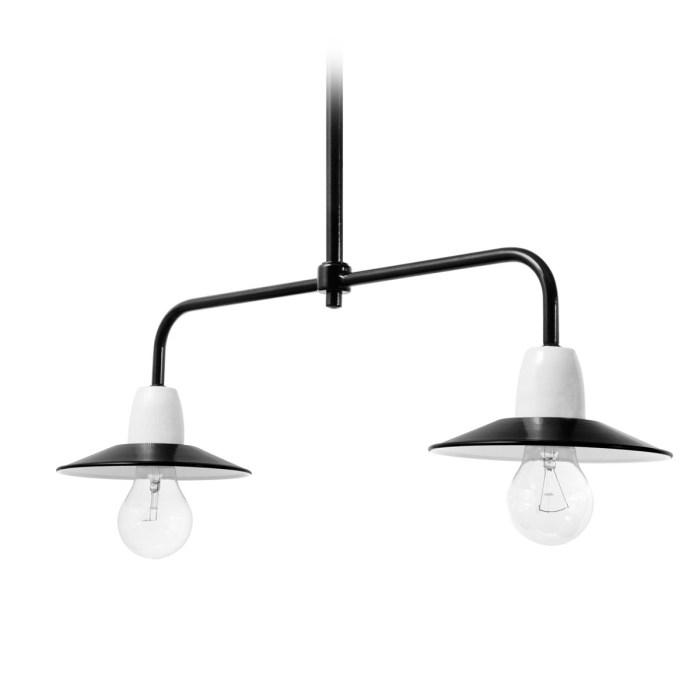 Ebolicht Bonn II hanglamp - Verlichting van Toen