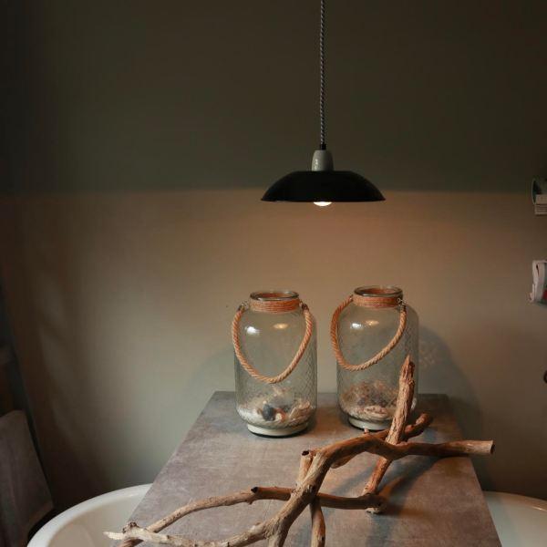 Boxberg hanglamp boven eettafel - Verlichting van Toen