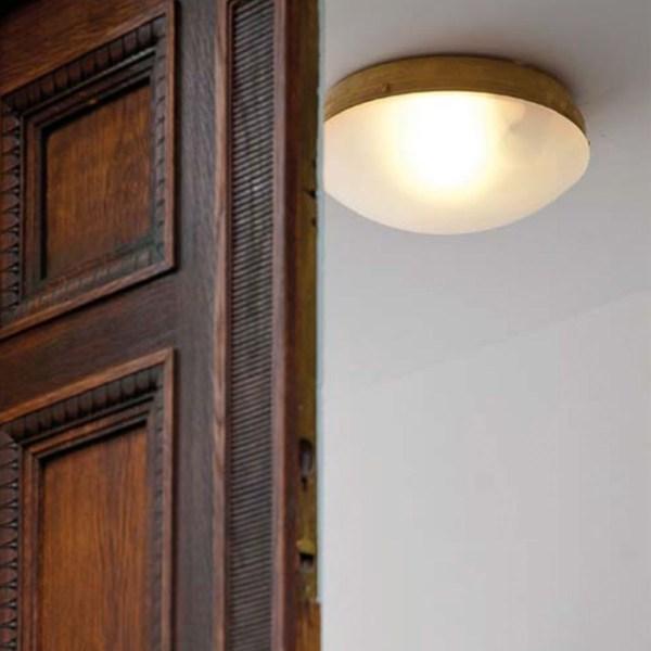 sfeerbeeld Potsdam klassiek plafonnière plafondlamp - Verlichting van Toen