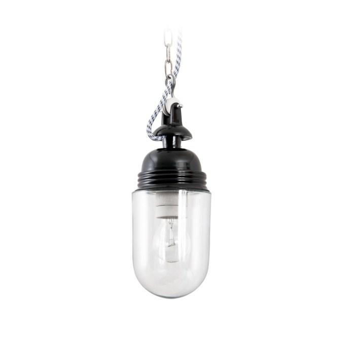 Ebolicht Bruggen Zylinder hanglamp industrieel - Verlichting van Toen