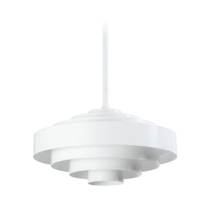 Ebolicht hanglamp Circular design- Verlichting van Toen
