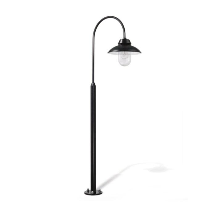 Ebolicht Mainz Zylinder buitenlamp - Verlichting van Toen