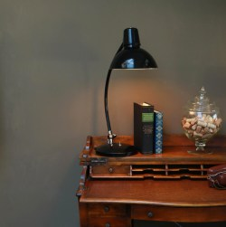 Industriele bureaulamp Frankfurt - Verlichting van Toen