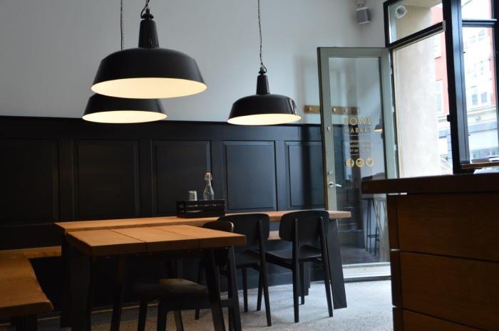Berlin zwart hanglamp - Verlichting van Toen