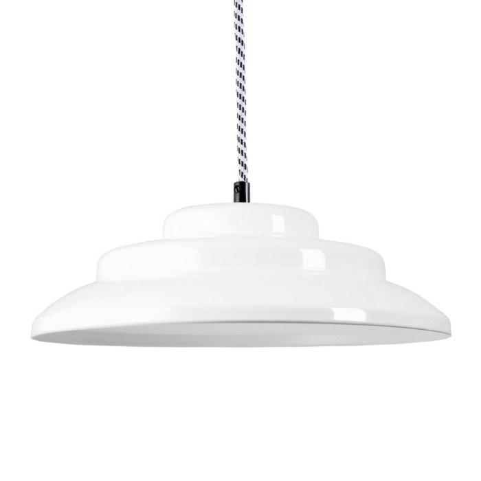 Hanglamp - Juliana - RAL9010 - Verlichting van Toen