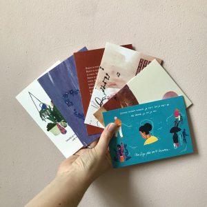 Verlieskaarten condoleancekaarten