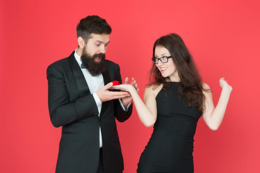 Heiratsantrag Als Frau Den Mann Fragen Warum Nicht Cosmopolitan