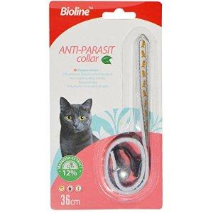 Collier anti parasite pour chat à l'extrait de Margosa 36cm