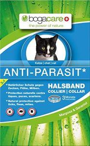 Bogacare UBO0425 Collier Anti-parasitaire pour Chat 35 cm