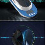 Répulsif ultrasonique antiparasitaire – Technologie de Conversion de fréquence Intelligente YLLXX3 en 1, Repoussant efficacement Le Rat, la Souris, Le Saphir Bleu Moustique