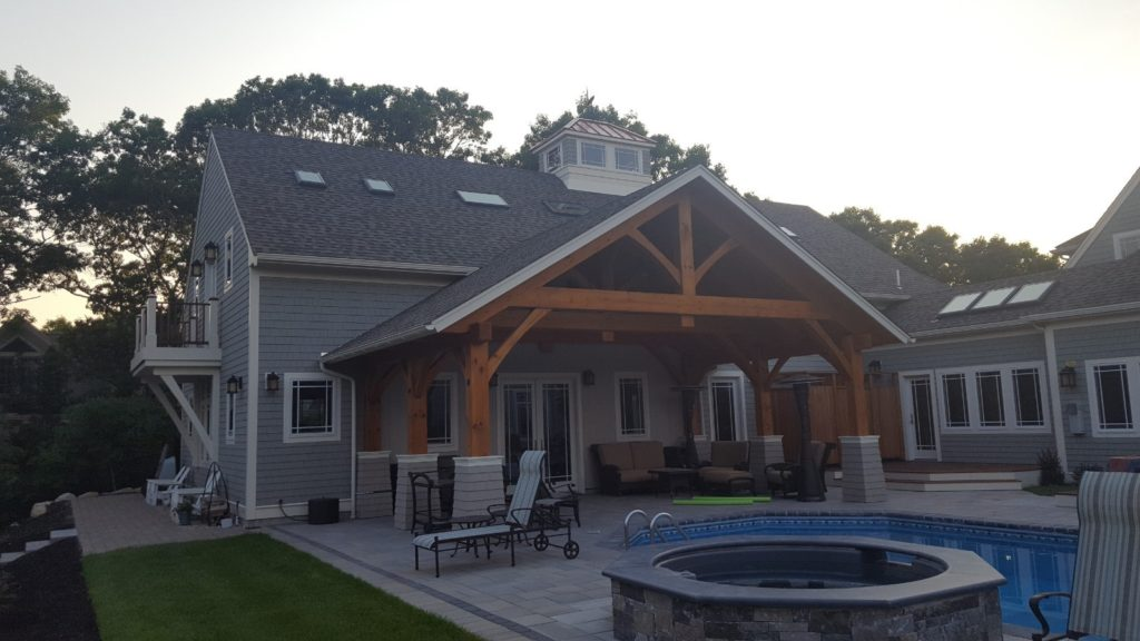 https www vermontframes com project galleries timber frame pavilion in falmouth ma