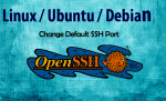changing ubuntu default ssh port