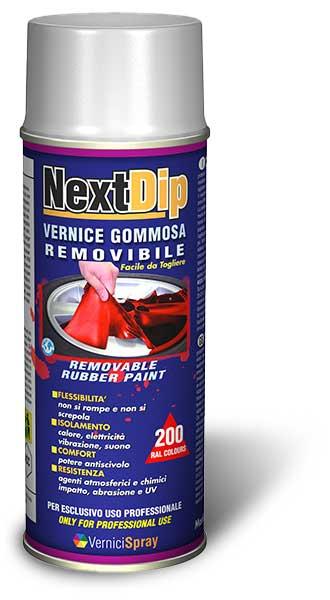 bomboletta nextdip vernice spray protettiva