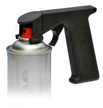 impugnatura bomboletta spray