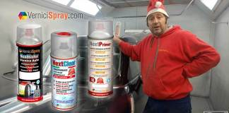 tutorial vernici spray carrozzeria nextcolor nextclear nextprimer
