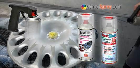 tutorial verniciatura coppa ruota nextrims nextprimer