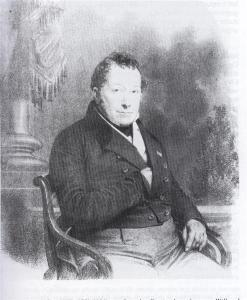 Philippe Louis Marie Ghislain Vilain XIIII  (1778-1856)
