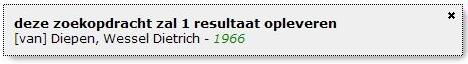 Wessel van Diepen in de Amsterdamse persoonskaartenindex