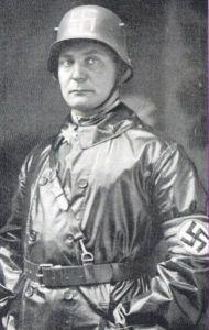 Hermann Göring als leider van de SA in de jaren 20