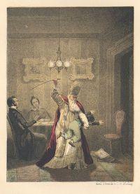 Sint Nikolaas-vertellingen voor de jeugd / door C. van Schaick. - Schiedam : Roelants, [1852]