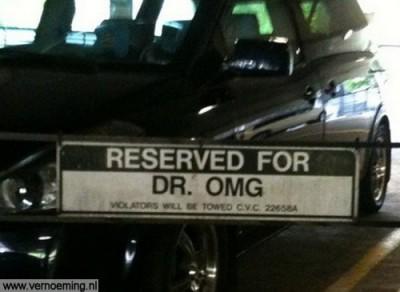 Dr. Omg