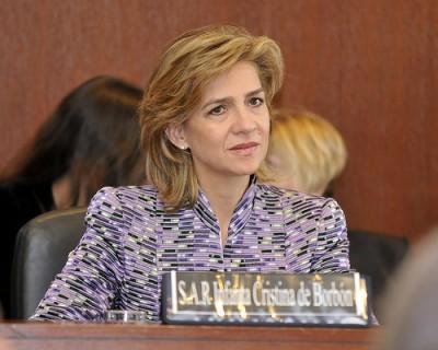Infanta Cristina (foto Juan Manuel Herrera / OAS / CC BY-NC-ND 2.0)