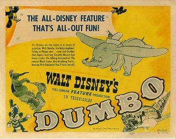 Zelfs naar Disney's Dumbo is een kind vernoemd