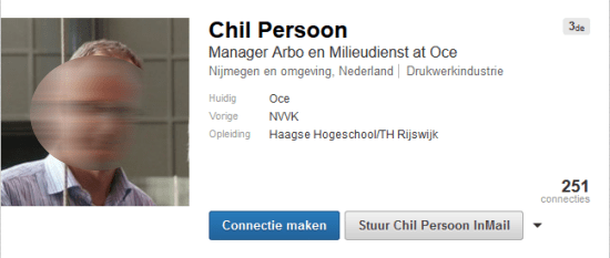 chil-persoon