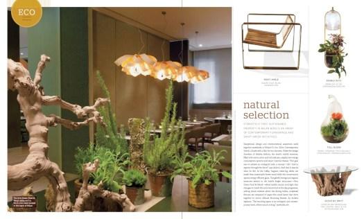 Vernon Caldera Terrarium Luxe Interiors + Design Summer 2012