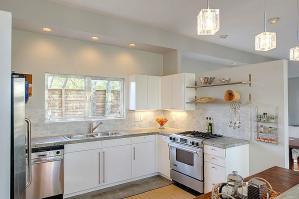 Newly renovated kitchen Morningside