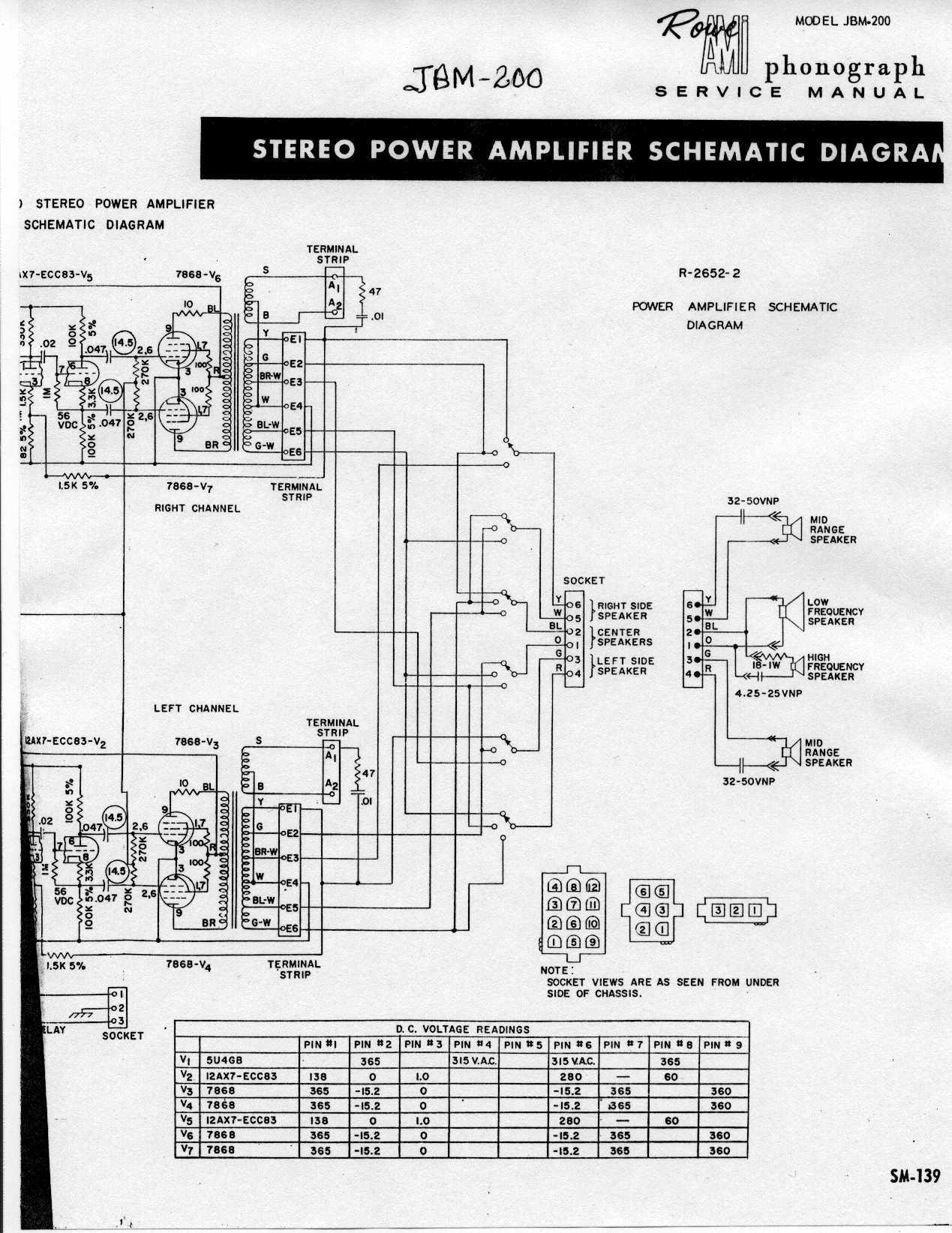 Ami Rowe R A Valve Tube Amp For Hifi Use