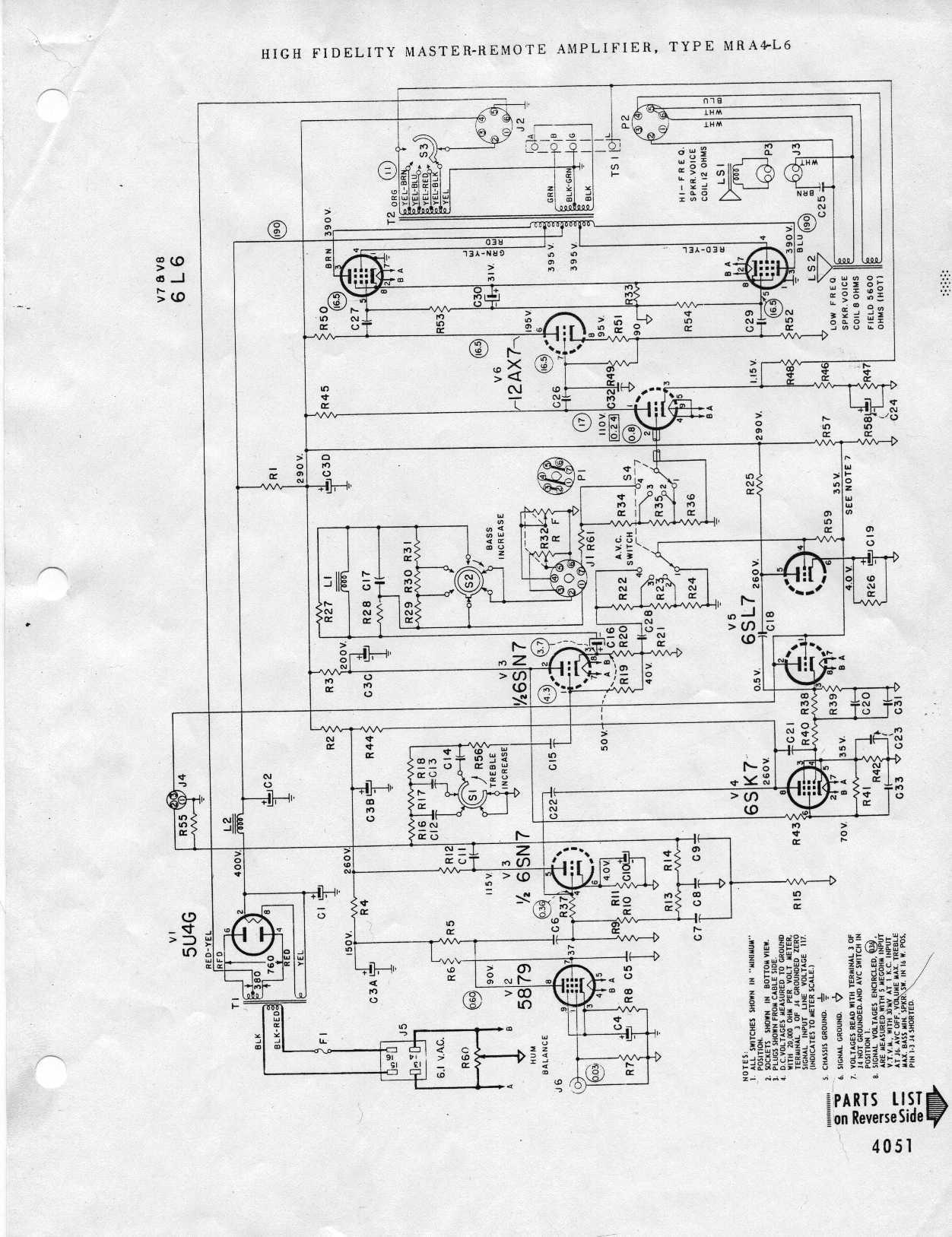 I Think I Have A Bad Power Xfmr Seeburg Mra4 L6 Jukebox