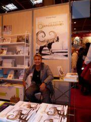 Salon du livre, Paris, 2010