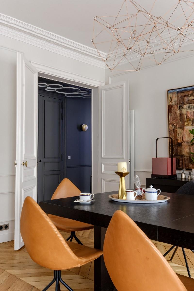 Un Projet Haute Couture Architecte Dintrieur Paris