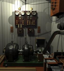 Replica radiokamer Titanic