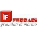 Ferrari granulati di marmo