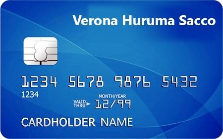Visa Branded Verona ATM Cards