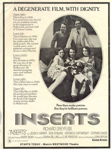 Image result for inserts film 1976
