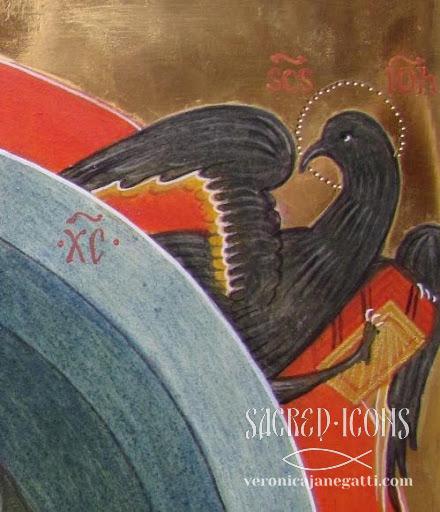 Our Saviour enthroned, Details 2012.
