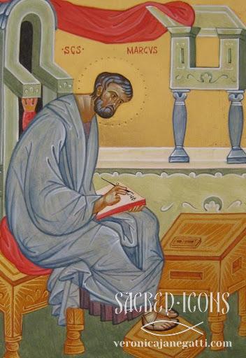 Saint Marc Evangelist, 2010.