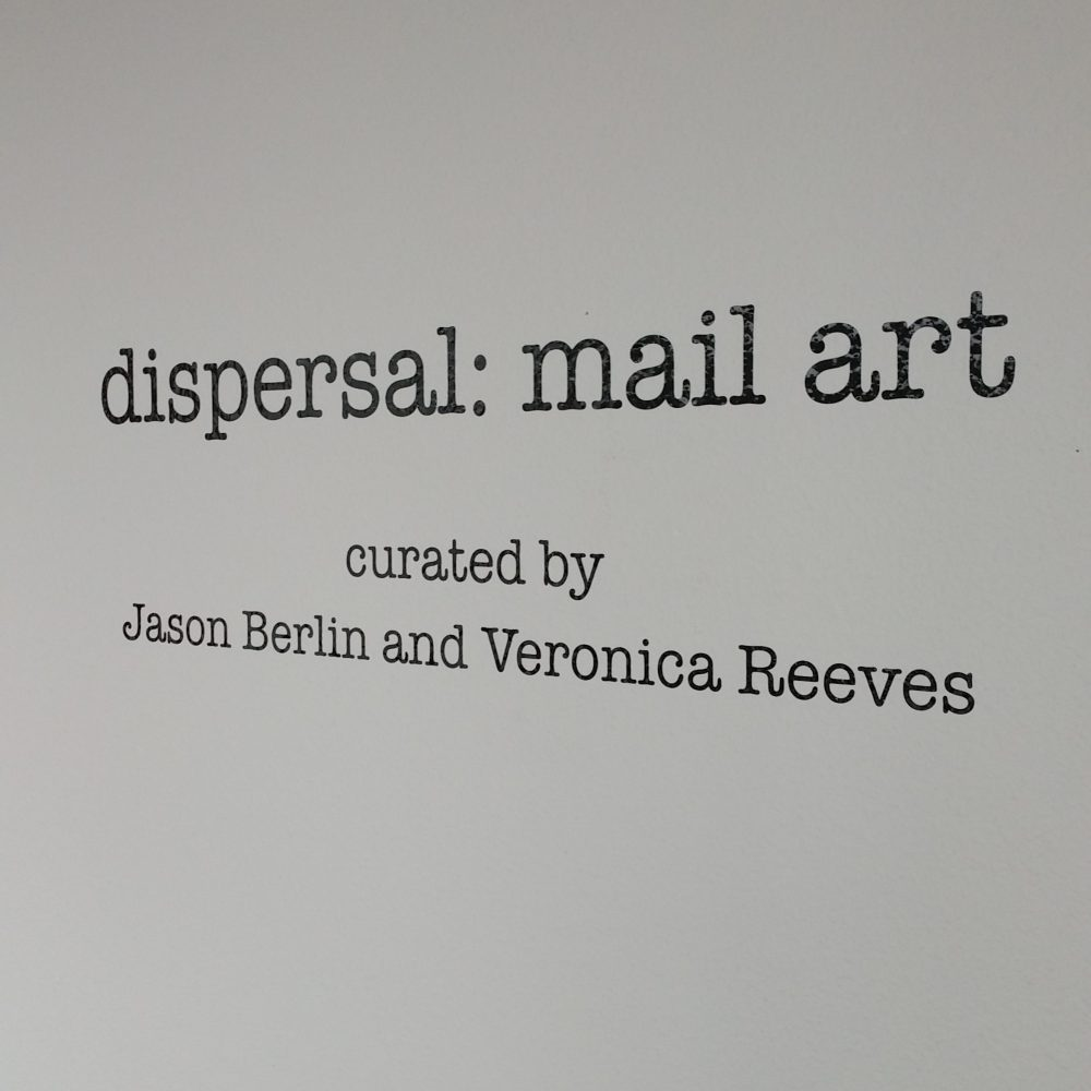 Curatorial Project – Dispersal: Mail Art in Kolaj
